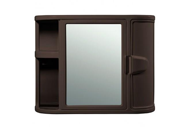 Gabinete para ba o rimax con espejo alkosto tienda online for Espejo con repisa para bano