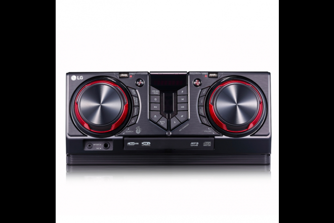 Equipo Mini LG CJ65 900W