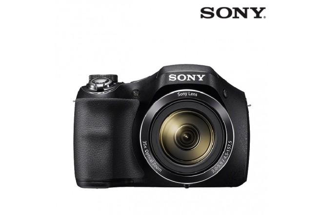 Cámara Sony Semiprofesional H300 Negra