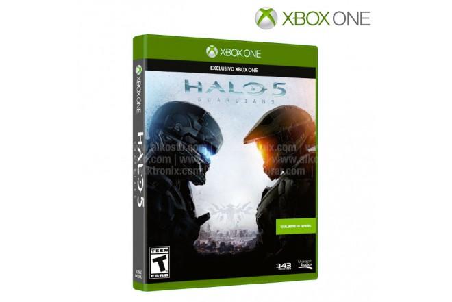 Videojuego XBOBX ONE Halo 5 Edición Estándar