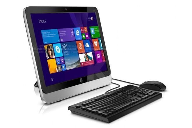 PC All in One HP 19 - 2208LA