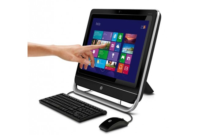 PC All in One HP 23-f289la
