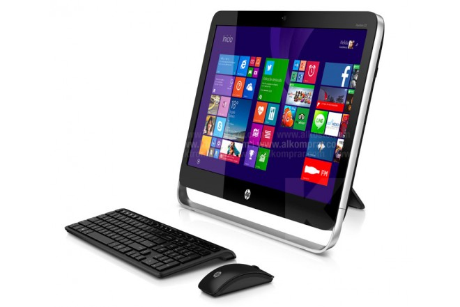 PC All in One HP 23 - P103LA