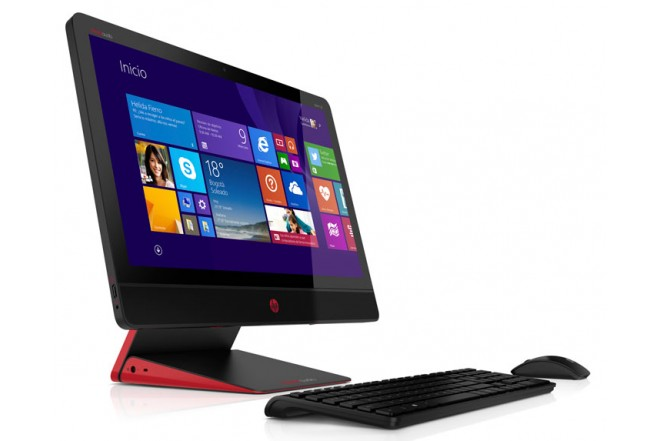 PC All in One HP 23-M110LA Touch