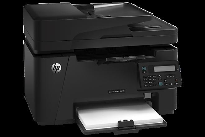 Multifuncional HP Láser M127fn