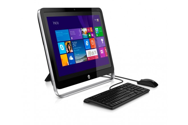 PC All in One HP 21 - h045la Touch