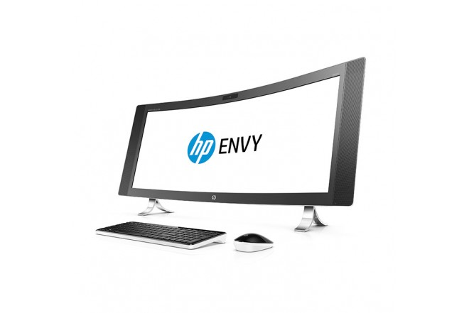 "PC All in One HP 34-A001 Core™ i7 34"" B/N"