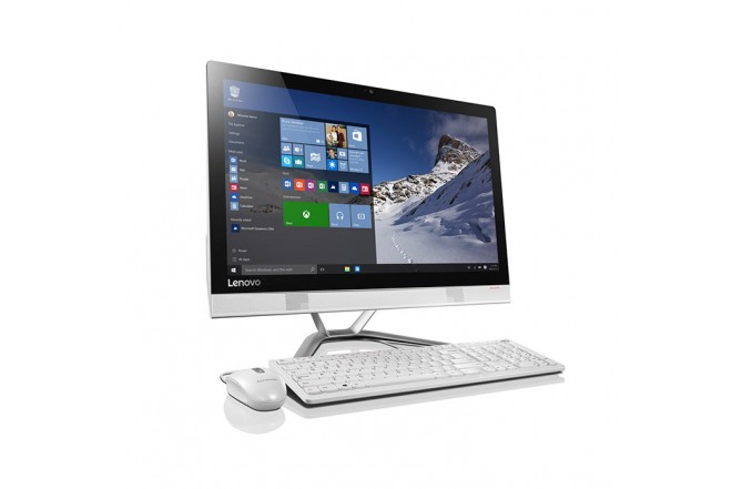"PC All in One LENOVO 300 A6 21.5"" Blanco"