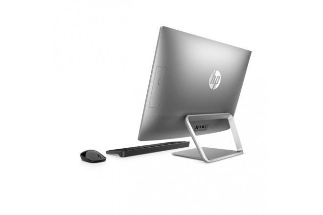 """PC All in One HP 24-B104 A12 23.8"""" Plata"""