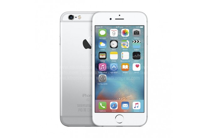 iPhone 6s 16GB Plata 4G