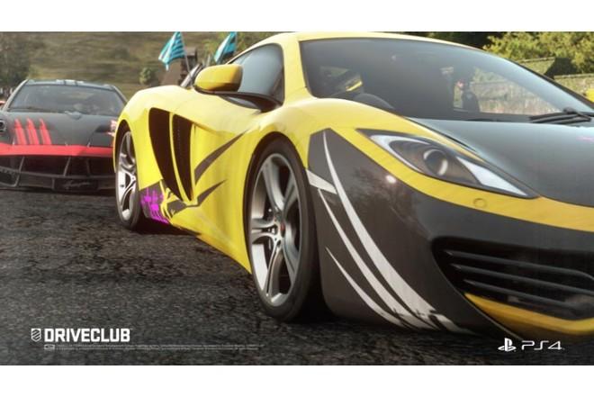 Juego SONY PS4 Drive Club