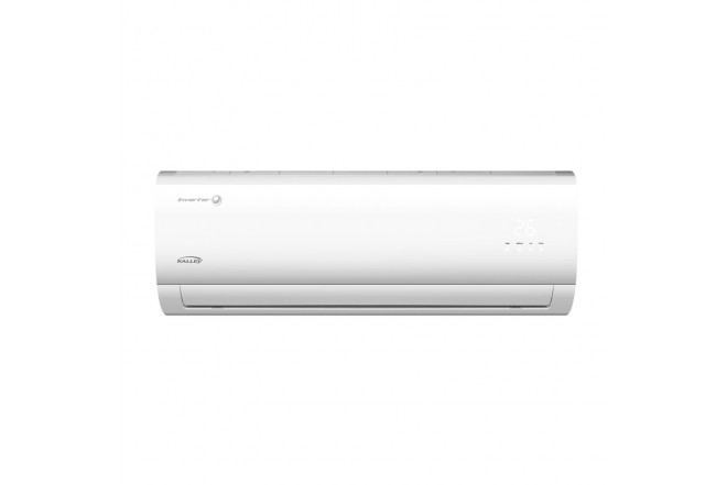 Aire Acondicionado KALLEY Inverter 12000BTU 220V Blanco