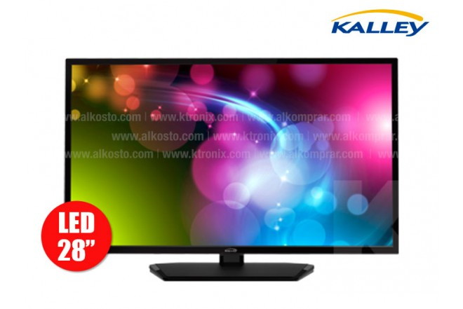"TV 28"" 70 cm LED KALLEY K28 HD T2"