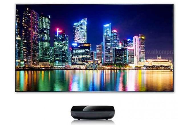 "Laser TV 100"" LG HECTO FHD"