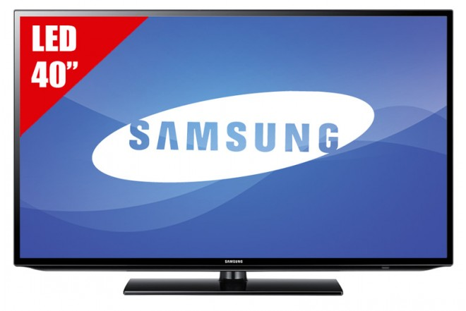 """TV 40"""" LED SAMSUNG UN40EH5000 FHD"""