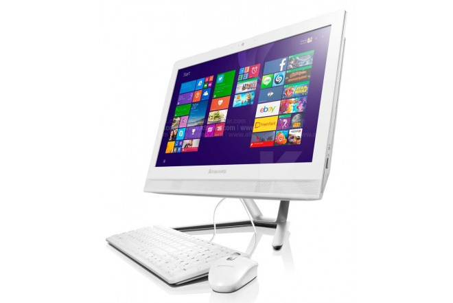 PC All in One LENOVO C40-05 A8 Blanco