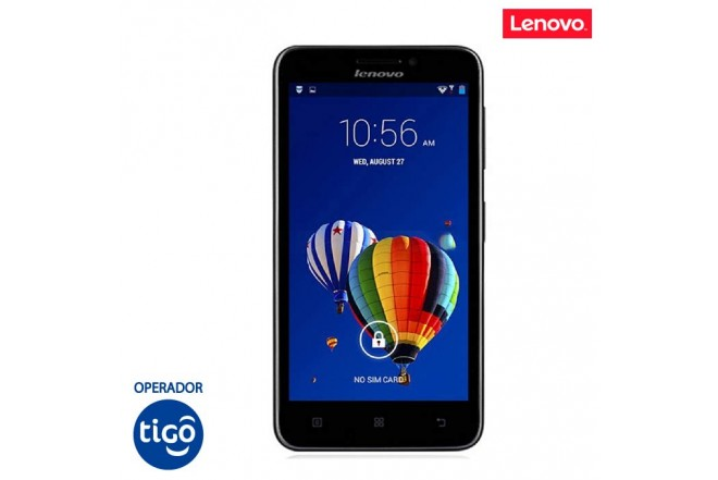 Celular TIGO LENOVO A606 + PREPAGADA 3X39