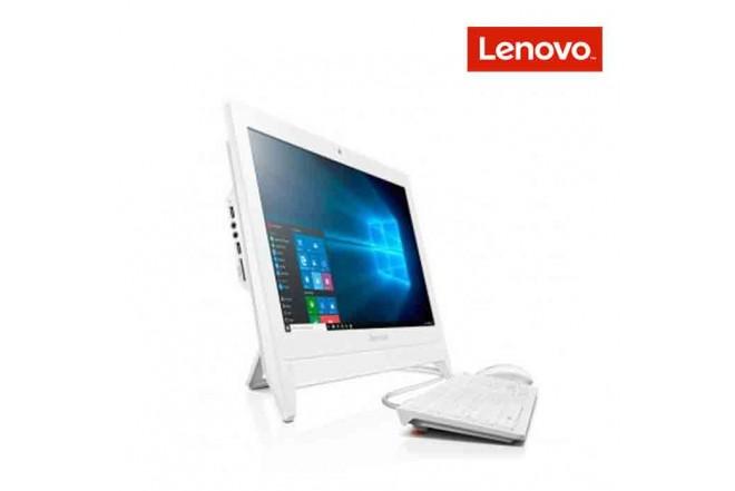 """PC All in One LENOVO C20-00 Pentium 19.5"""" Blanco"""