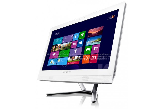 PC All in One LENOVO C40-30 Core™ i5 Blanco