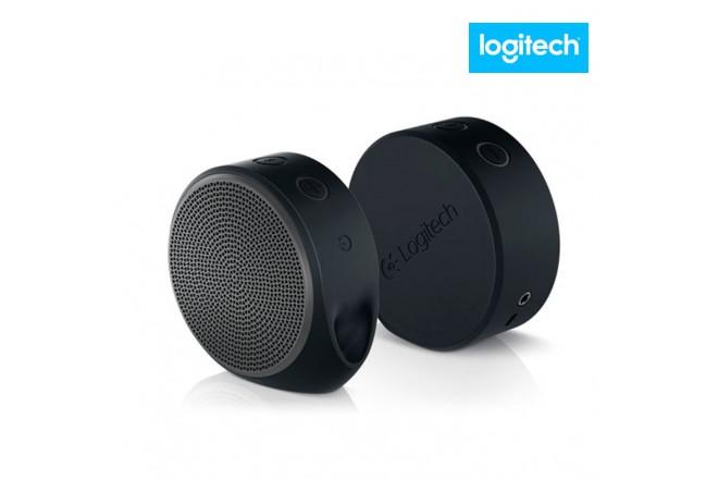 Parlante Bluetooth LOGITECH X100 3.5 USB 3W Negro