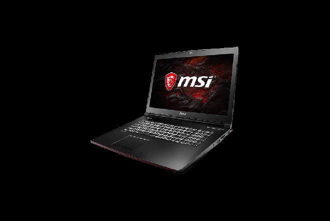 """Portátil Gamers MSI GP62 i7 7a 15.6"""""""