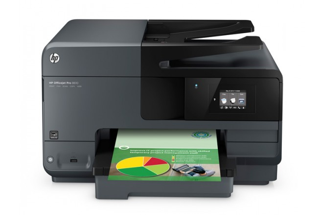 Multifuncional HP 8610