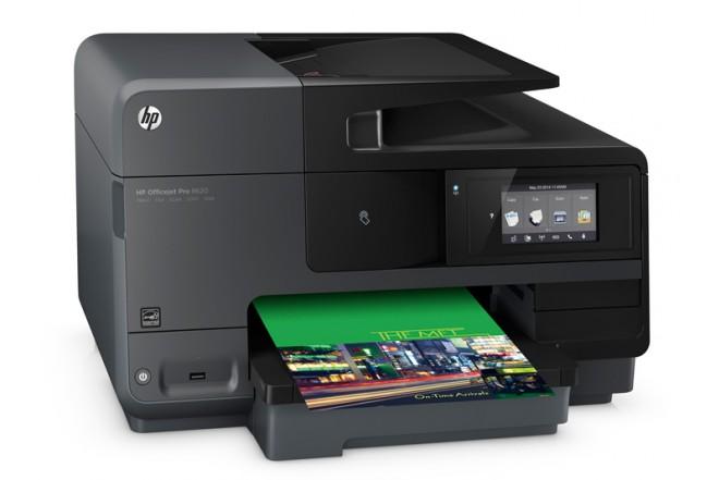 Multifuncional HP 8620