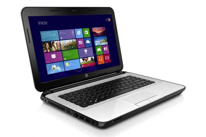 Notebook HP 14-d020 + Maletín + Mouse