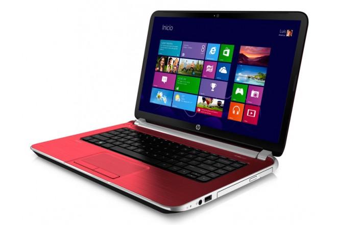 Notebook HP 14 - n209la Touch