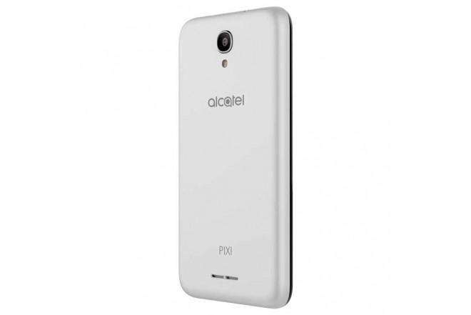 Celular ALCATEL PIXI 4 5 SS 3G Plata - Negro
