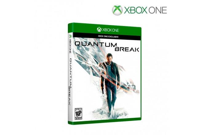Videojuego XBOX ONE Quantum Break