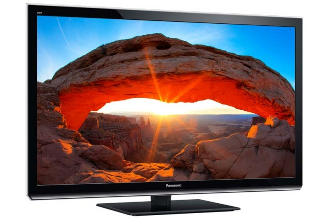 "TV 42"" PLASMA PANASONIC 42XT50 HD 3D"