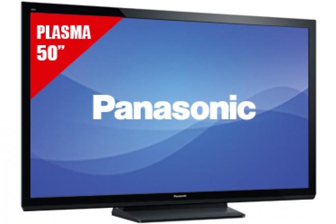 "TV 50"" PLASMA PANASONIC 50X5H DTVHD"