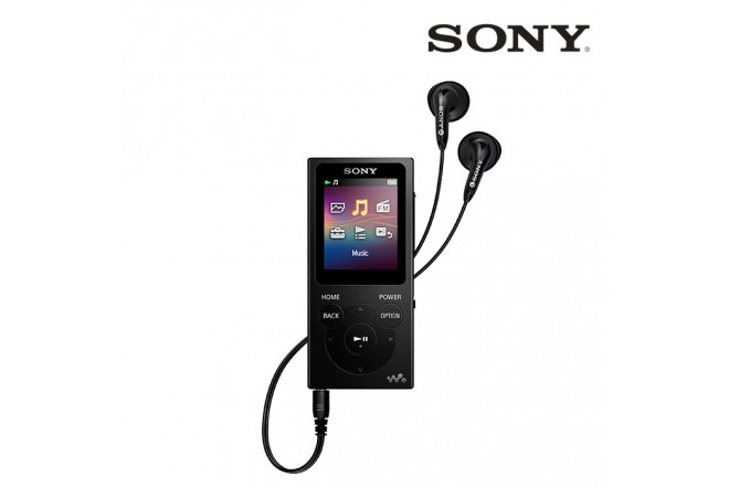 Reproductor SONY NW-E393BC 4GB