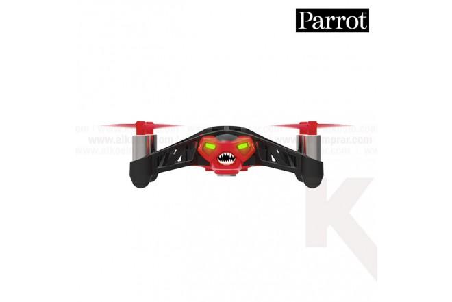 Mini Drone Parrot Rolling Spider Rojo
