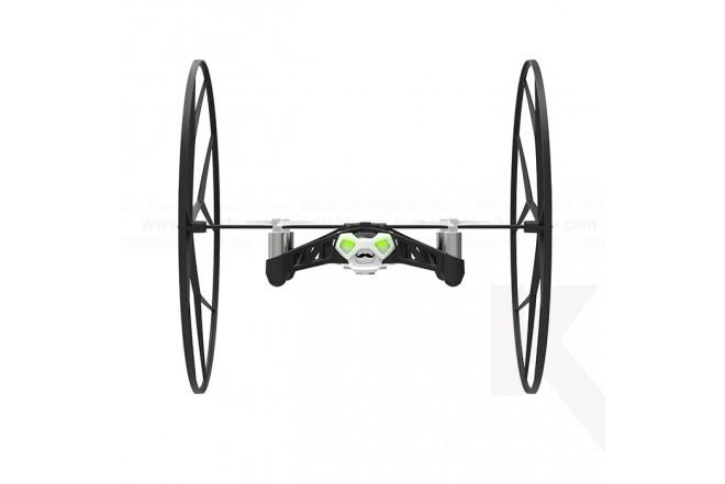 Mini Drone Parrot Rolling Spider  Blanco