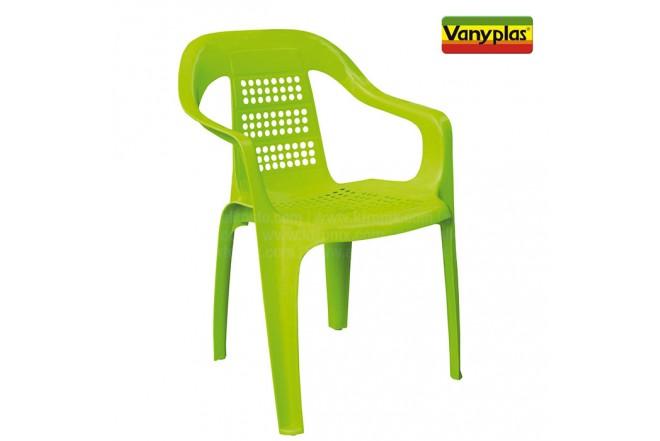 Silla Frescura VANYPLAS Verde Tropical 72563