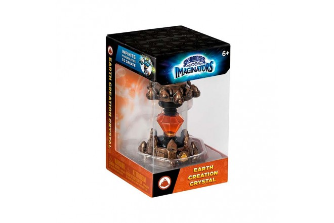 Cristal Skylanders Imaginators Earth