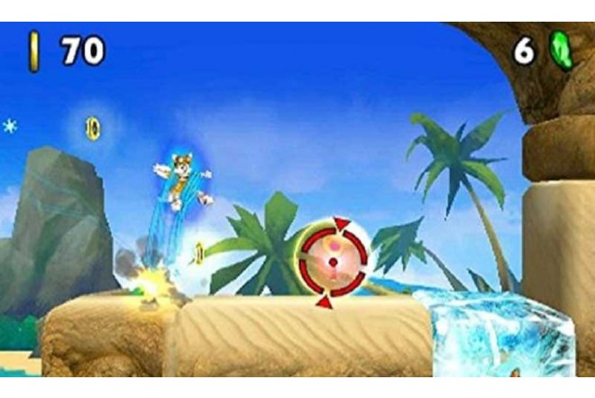 Videojuego 3DS Sonic Boom: Fire & Ice