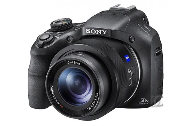 Camara Fotográfica SONY Semiprofesional HX400