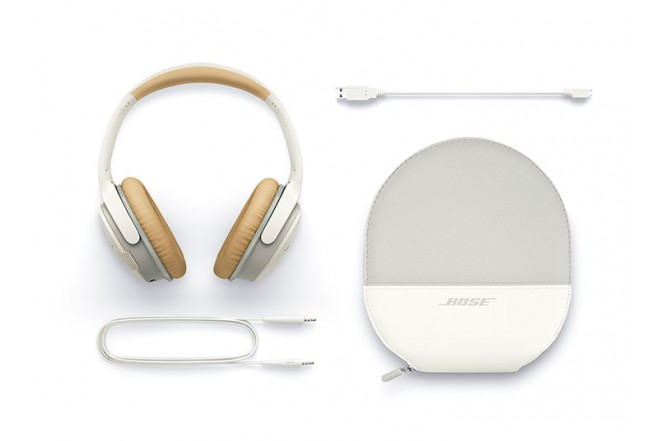 Audífonos BOSE SoundLink AroundEar 2 Bluetooth Blanco II