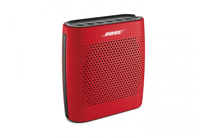 Parlante BOSE Soundlink Color Rojo