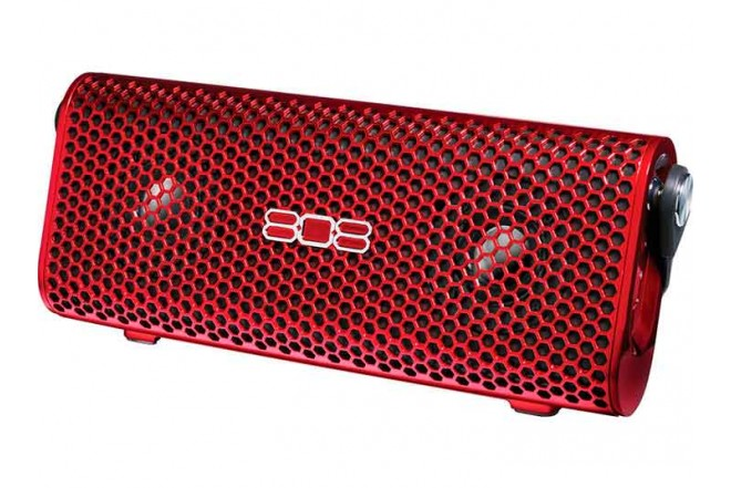 Parlante Bluetooth 808 SP920 Rojo