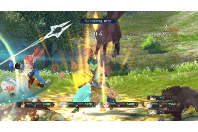 Videojuego PS4 Tales Of Berseria