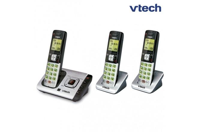 Teléfono Inalámbrico VTECH CS6729-3