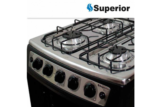 Estufa SUPERIOR SN-TITANIUM Gas Natural