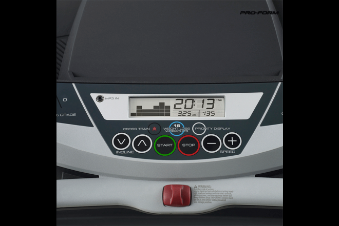 Trotadora Electrónica PROFORM Cross Walk fit415