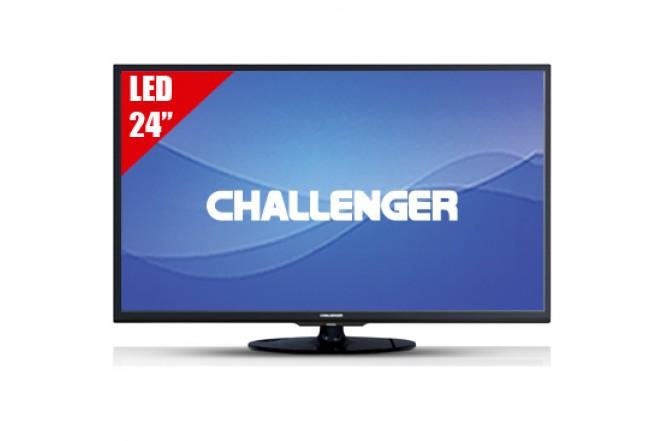 """TV 24"""" LED CHALLENGER 24L31 HD"""