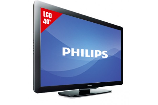 "TV 40"" LCD PHILIPS 40PFL3706FHD"