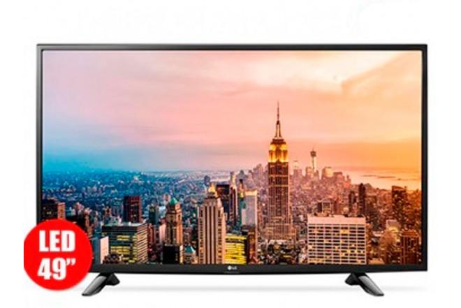 "TV 49"" 123cm LED LG 49UH623 UHD Internet"